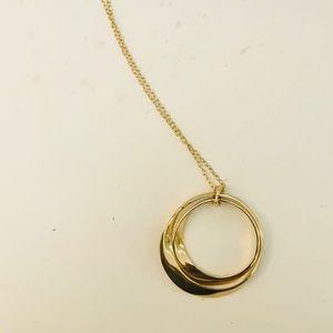 H&M Long Gold Necklace